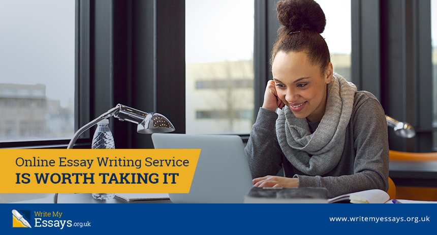 Online Essay Writing Service Is Worth Taking It