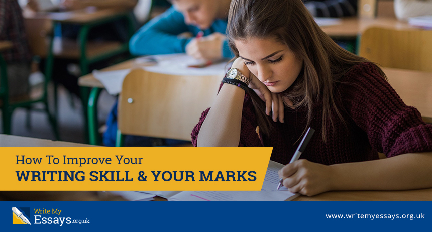 How To Improve Your Writing Skill And Your Marks